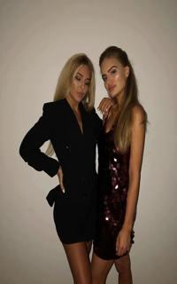 Проститутка Вика и Яна